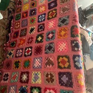 Cute pink blanket!!